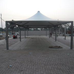 tensile structurein delhi