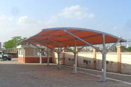 car parking shade design-2