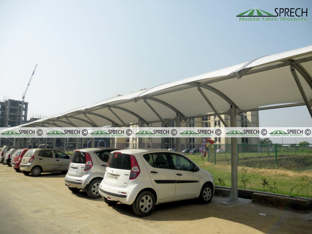 Sheds For Car Parking Sprech Tensile Structures