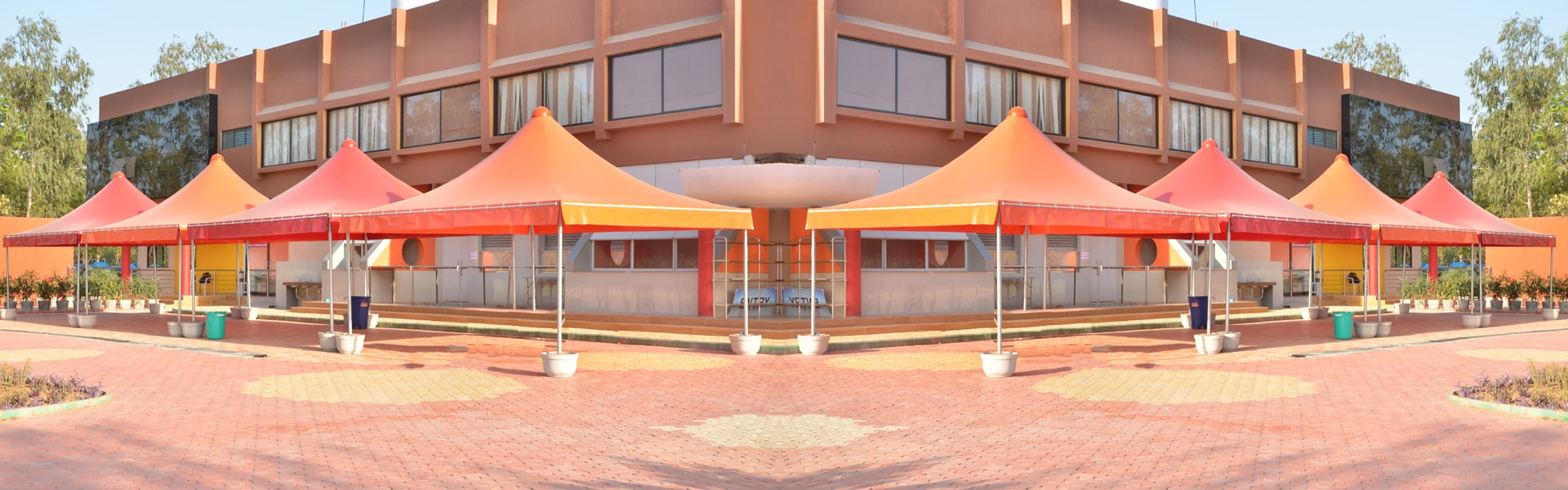 tensile structure manufacturer in india
