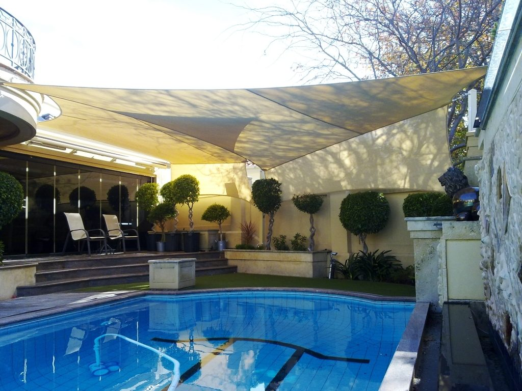Shade Sails Sprech Tensile Structures